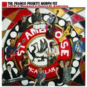 The Franco Proietti Morph-tet: LIVE! A Weekend at Centre St. Ambroise