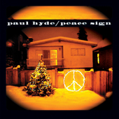 Paul Hyde: Peace Sign