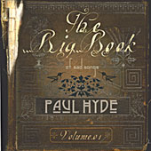 Paul Hyde: The Big Book of Sad Songs — Volume 1